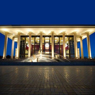 Armstrong Auditorium, Edmond, Okla.