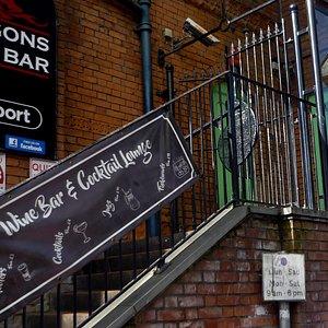 Dragons Wine Bar, Cardigan
