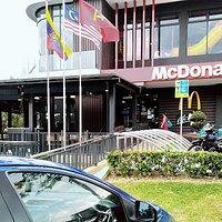 McDonald's at Presint 2, Putrajaya.