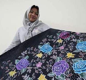 0852-1602-8060 Pusat Batik Tulis Khas Surabaya Dolly Saiki Point