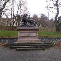 Tigress and Cubs Statue
