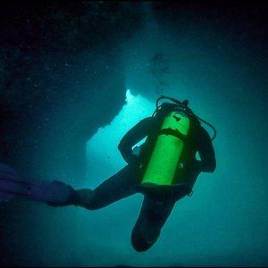 Great Local diving, Jaco Guides Dive Shop.