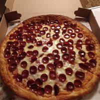 16 inch extra pepperoni