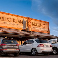 The front of Coldstream Brewery