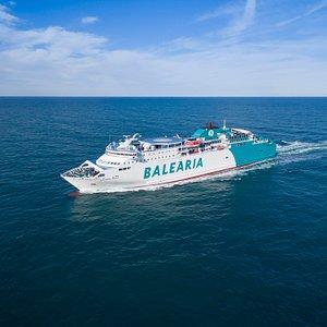 Ferry 'Bahama Mama'