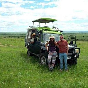 road safari