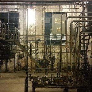 Fabrica de les Arts, concretament la part anomenada La Tèrmica.