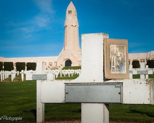 Mémoires de Meuse, visites guidées du champ de bataille de Verdun et parcours de soldats