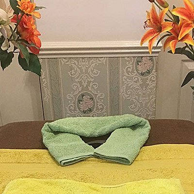 Professional and courteous staff will ensure your therapy on the massage couch will be enjoyable.