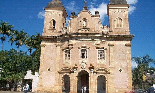 Linda igreja de São Pedro dos Cléricos onde se pode subir até a torre e ter uma vista maravilhosa da cidade.