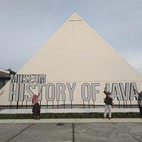 di History of Java museum bisa foto keren spt ini