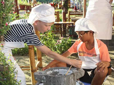 Family - Cooking class for Kids