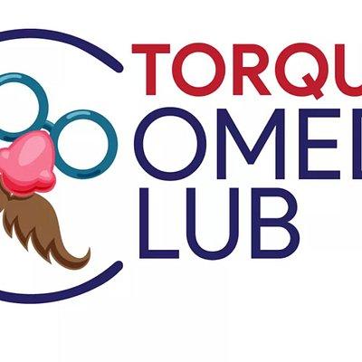 Torquay Comedy Club Logo