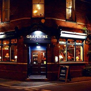 The Grapevine - 2 Victoria Road, Exmouth