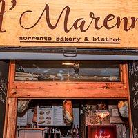 A'Marenna - Sorrento-bakery-&-bistrot-INGRESSO