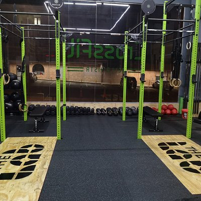 Our CrossFit Space