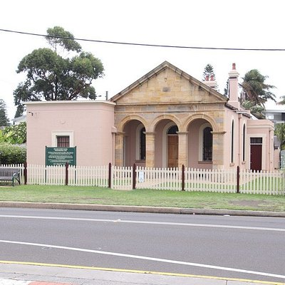 The Old Court House Wollongong