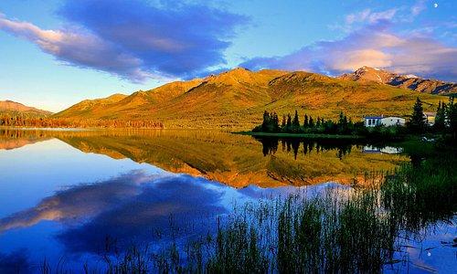 Denali Views Otto Lake