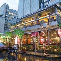Restaurantes en la Zona de Hamra
