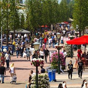 The Bazaar Boulevard