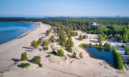 Yyterin ranta Yyteri Beach