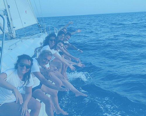 Toomulti sailing