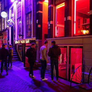 Red Light District viewing.