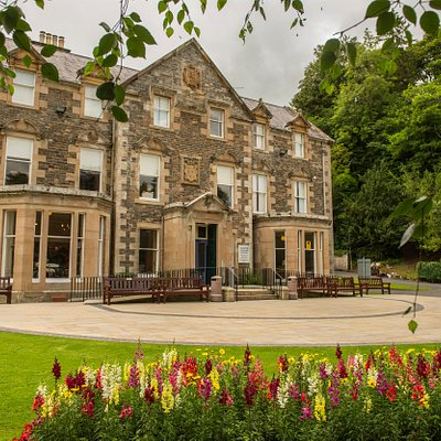 Wilton Lodge is the home of Hawick Museum. Set in the stunning Wilton Lodge Park this building houses ever changing exhibits and displays as well as some permanent exhibits relating to Steve Hislop, Jimmy Guthrie and the town of Hawick.