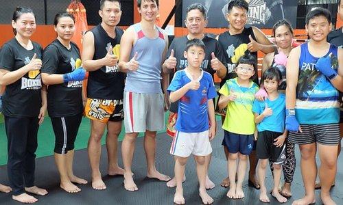 JP Boxing Gym