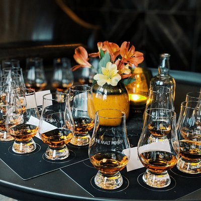 An evening with Dalmore at The Malt Room