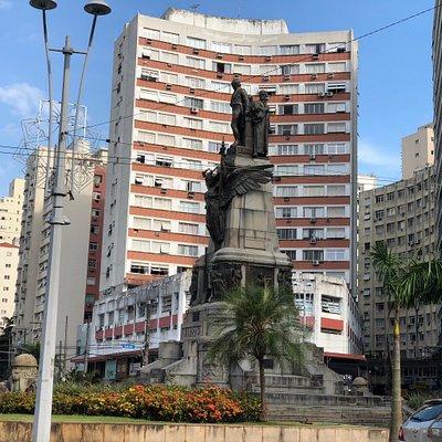 Cidade de Santos, São Paulo.