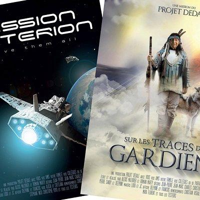 2 aventures : Mission Astérion : Votre équipage est chargé de ramener un vaisseau spatial sur Terre. Sur les Traces des Gardiens : votre équipe d'aventuriers part sur les terres des Indiens, menacées par d'étranges phénomènes.