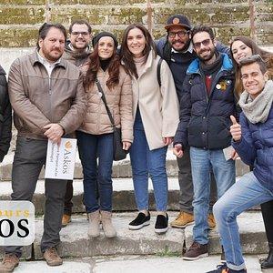 Askos Tours Team