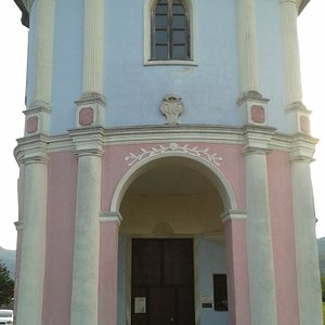 Il barocco Santuario di Nostra Signora delle Grazie