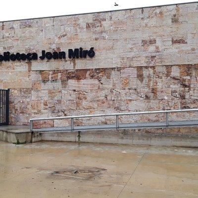 Biblioteca Joan Miró