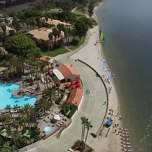 Visit our location at the Hilton Mission Bay Resort and Spa for all your boat rental, watersport rental and bike rental needs!