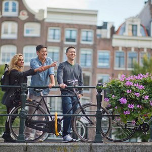 Join us on a private tour of Amsterdam