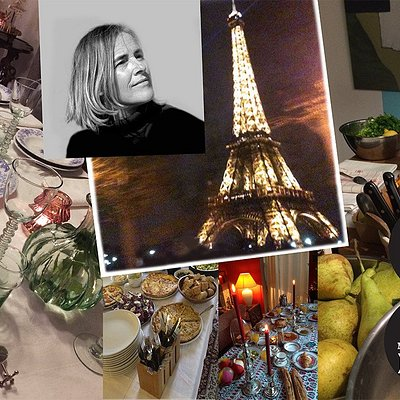 At Home with Marie Francoise Flavors - I offer a special day from 9am to 4pm to share with you my passion for the seasonal food wine & culture of french home cook - My goal is not to teach just recipes or techniques but to bring you into my private Parisian food world. Many of you leave telling me that it has been one of the best moment of their Parisian holiday. Instruction in english spanish or french. Limited to 6 participants Fee per student 159 € includes visit tasting class lunch wine