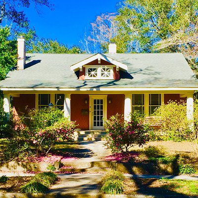 For those in search of single story living, bungalows like this offer the best of both worlds!