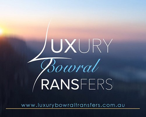 Bowral airport transfers and transport to Sydney.