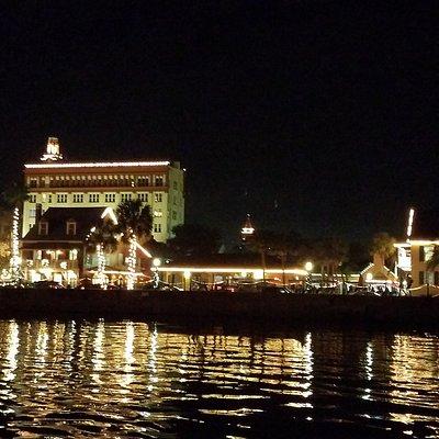 St Augustine Night of Lights