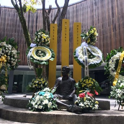 The museum was dedicated to the life and legacy of Jesse M. Robredo.
