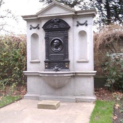 Memorial to Henry Fawcett