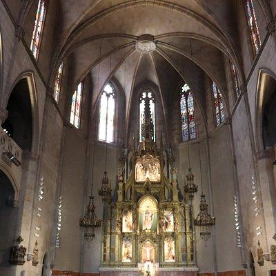 Iglesia Sant Ramón De Penyafort