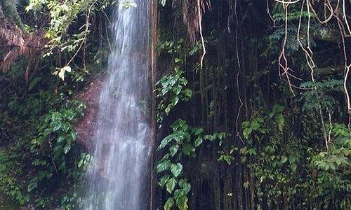 caunayan falls brgy. L. Pimentel, san luis, aurora