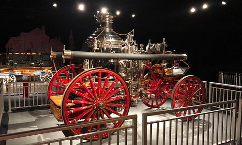 Fire engine museum