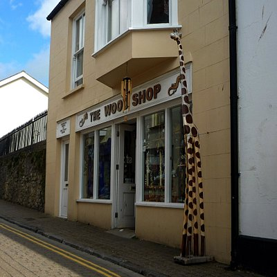 The Wood Shop, Tenby