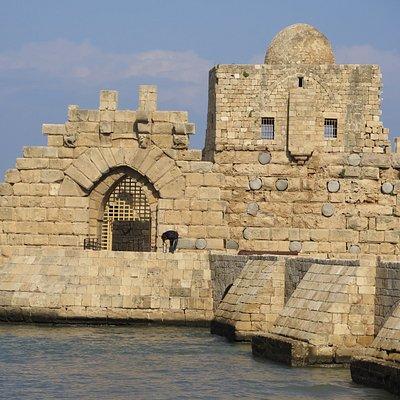Chateau de la mer