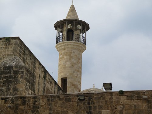 The Great al-Omari Mosque