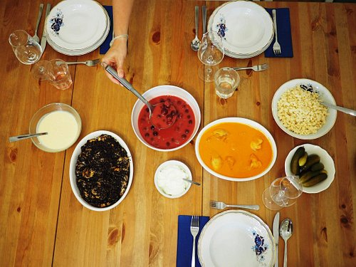 Learn to cook authentic Hungarian food with a local in Budapest - Traveling Spoon